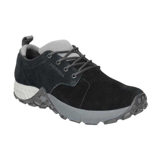 Herren-Sneakers aus Leder merrell, Schwarz, 803-6571 - 13