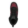 Knöchelhohe Kinder-Sneakers nike, Rot, 401-5405 - 17