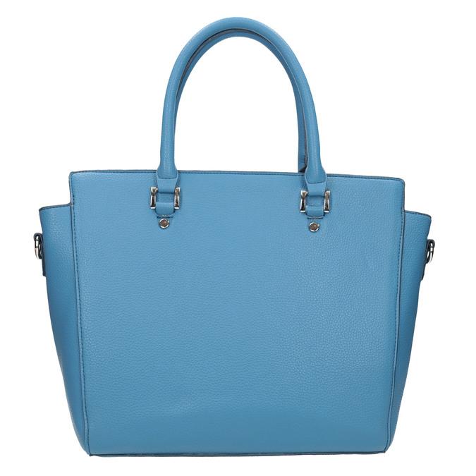 Blaue Damenhandtasche bata, 961-9845 - 26