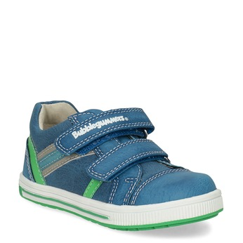 Legere, blaue Kinder-Sneakers bubblegummer, 111-9625 - 13