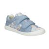 Gemusterte, blaue Kinder-Sneakers mini-b, 221-9215 - 13