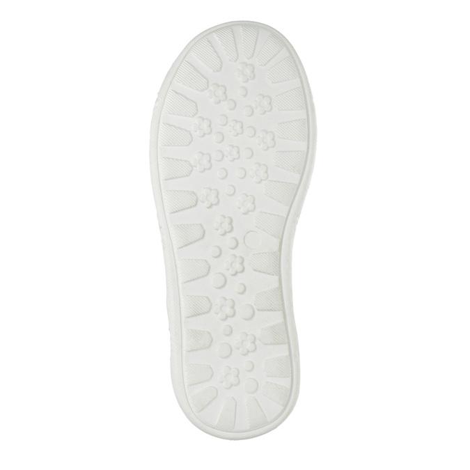 Gemusterte, blaue Kinder-Sneakers mini-b, 221-9215 - 17