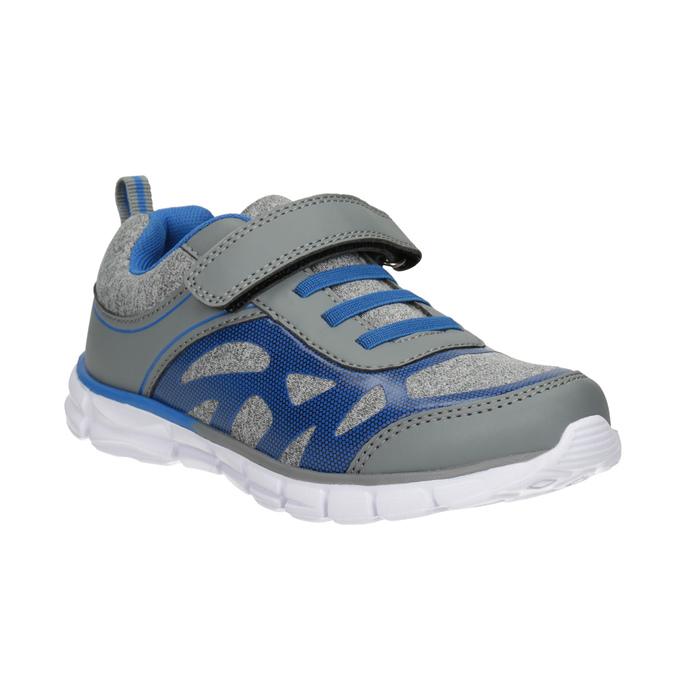 Sportliche Kinder-Sneakers mini-b, Grau, 319-2148 - 13