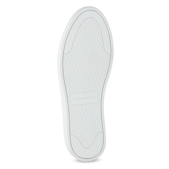 Weisse Sneakers aus Leder vagabond, Weiss, 624-1019 - 18