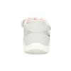 Graue, knöchelhohe Kinder-Sneakers bubblegummer, Grau, 129-2602 - 15