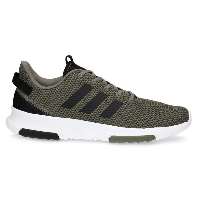 Sneakers in sportlichem Design adidas, khaki, 809-7201 - 19
